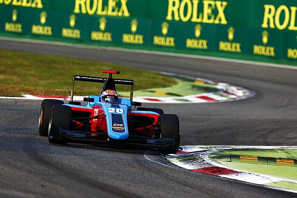 GP3 Maini sticks with Jenzer for full-time GP3 move