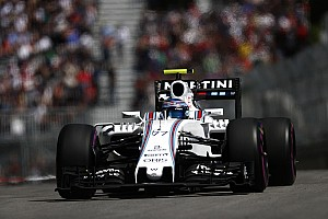 Formula 1 Qualifying report Bottas qualified seventh and Massa eighth for the Canadian GP
