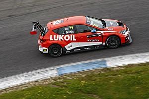 TCR Отчет о гонке Нэш победил во второй гонке в Эшториле