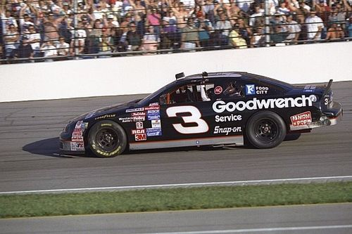From the archive: Dale Earnhardt's final Autosport interview