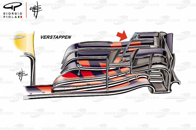 Miért kísérletezett kétféle szárnnyal a Red Bull Silverstone-ban?