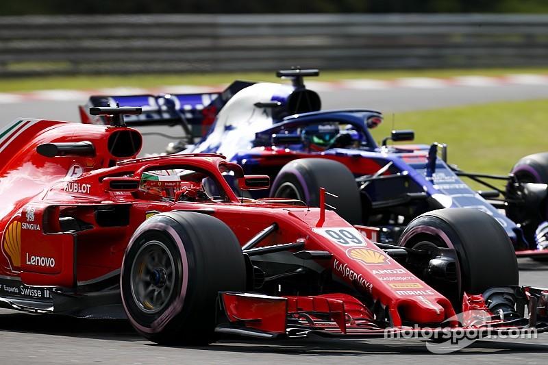 Andretti: F1 takımları, misafir sürücüler için üçüncü bir aracı tutmalı