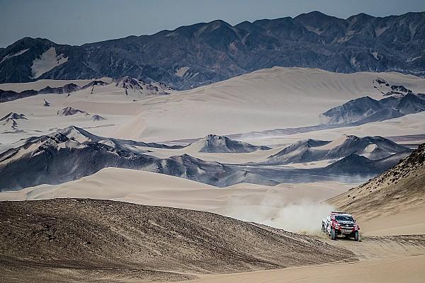 Dakar Noticias El Dakar 2019 será únicamente en Perú