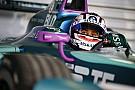 Formula E Blomqvist şanslı Formula E yarışında