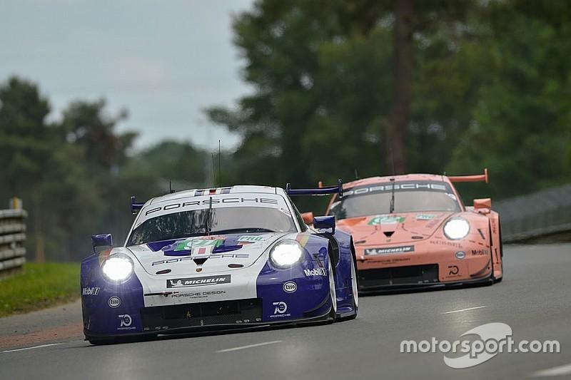 Porsche repetirá con cuatro coches su asalto a Le Mans 2019