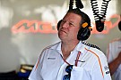 McLaren nombra CEO del equipo a Zak Brown