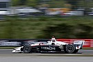 Barber IndyCar: Newgarden heads chaotic second practice