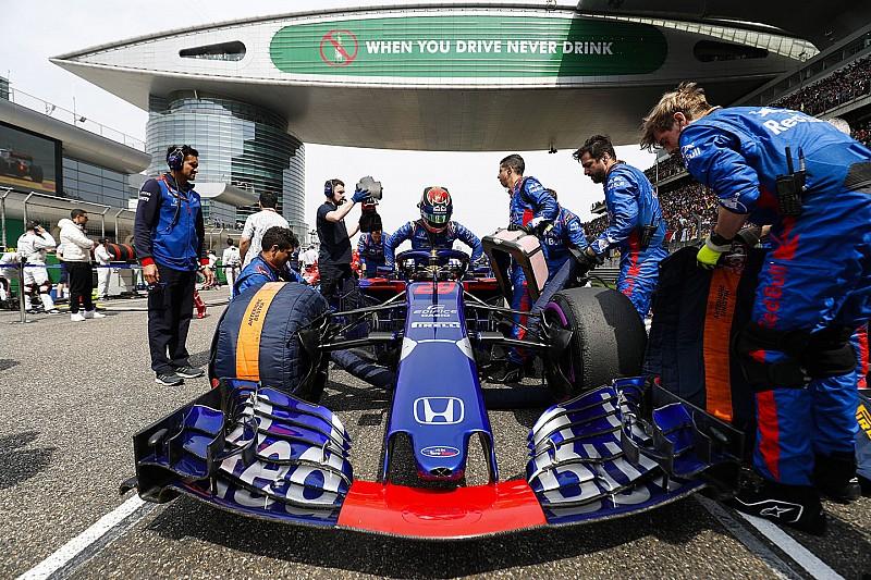 """Honda: """"Mindkét Toro Rosso megkapja az új motort Kanadára"""""""