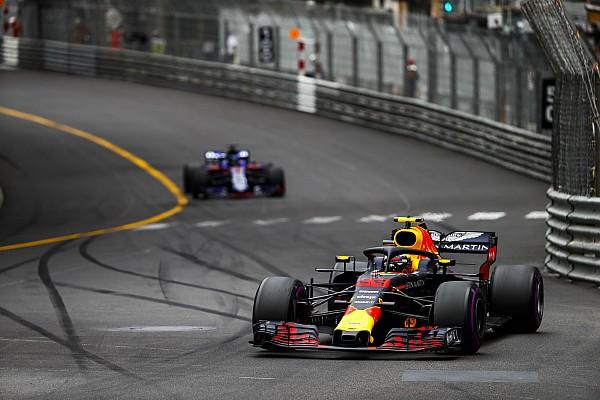 """Fórmula 1 Últimas notícias """"Não quis correr riscos"""", diz Verstappen"""