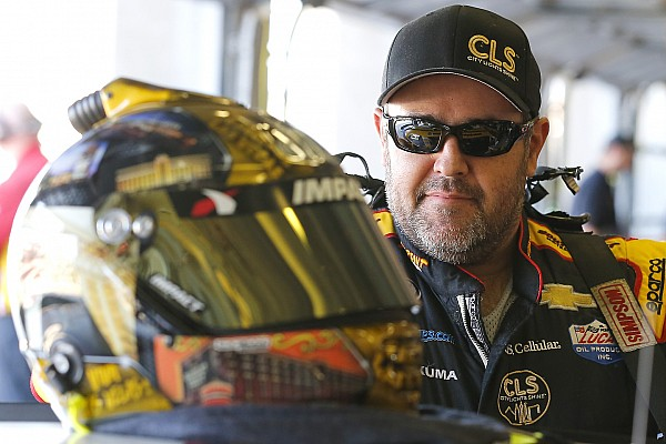 Altercation ensues between Gaughan and Chastain after Xfinity race