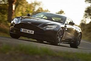 Auto Actualités Notre essai de l'Aston Martin DB11 V8
