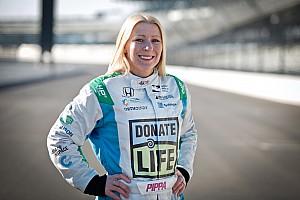 IndyCar Ultime notizie Pippa Mann torna alla 500 Miglia di Indianapolis con Dale Coyne Racing