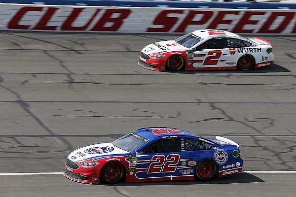 NASCAR Cup No wins yet, but Team Penske