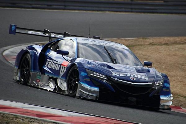 Super GT Super GT Okayama: Honda puncaki podium teratas