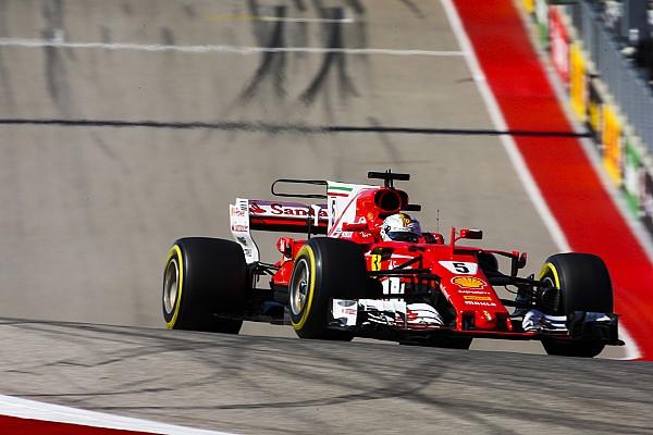 Теханаліз: неробочі оновлення Ferrari на Гран Прі США