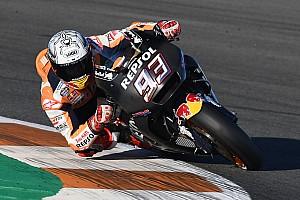 MotoGP Laporan tes Tes Valencia: Marquez tampil dominan, Vinales kelima