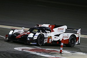 WEC Rennbericht WEC Bahrain 2017: Toyota gewinnt letztes Duell gegen Porsche