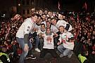 Fotogallery: Marc Marquez festeggiato a Cervera per il Mondiale MotoGP