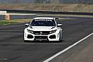 TCR RKC/TGM Motorsport porta al debutto la nuova Honda Civic TCR a Dubai