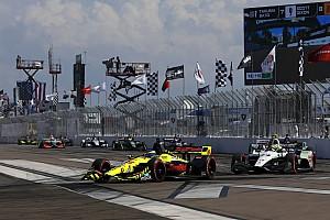 IndyCar Noticias IndyCar en una carrera casi bate los adelantamientos de F1 en todo 2017