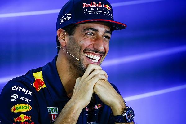 Formula 1 Conferenza stampa Ricciardo:
