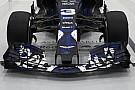 Формула 1 Галерея: камуфляжний Red Bull RB14 у деталях