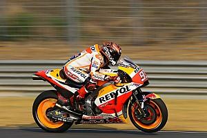 MotoGP Testbericht MotoGP-Test Thailand: Marquez vor Pedrosa am Samstag