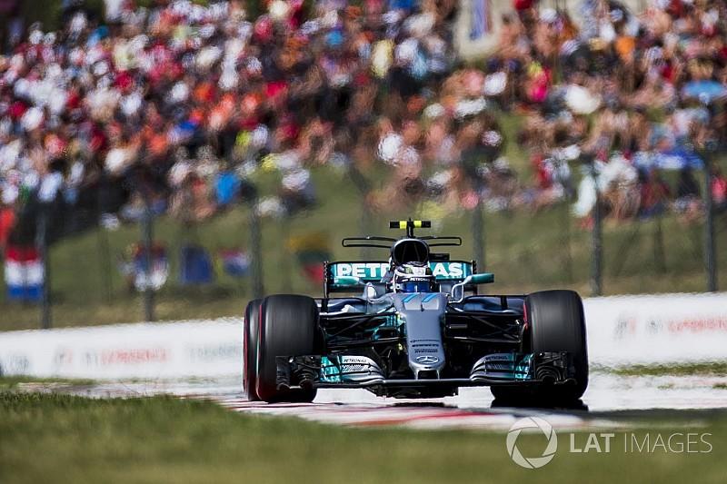 Bottas: Hamilton ve Vettel'i yenebilirim