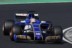 【F1】松下信治「F2でトップ3に入り、スーパーライセンスを獲得する」