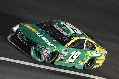 Why did Subway terminate its sponsorship of Daniel Suarez?