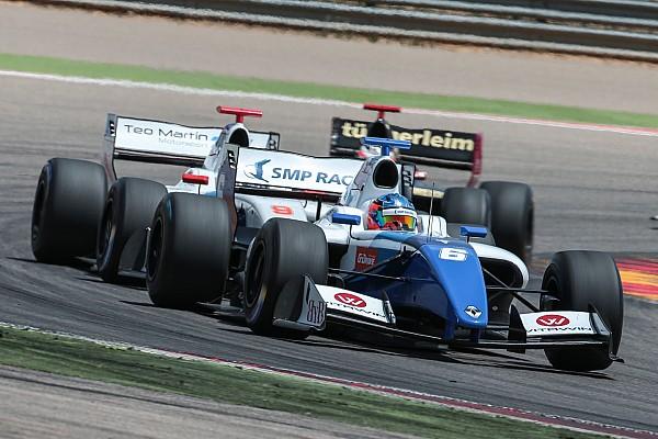 V8 F3.5 Nieuws Formule V8 3.5 staakt voorbereidingen op seizoen 2018