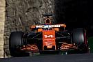McLaren deveria ter vencido em Baku, diz Alonso
