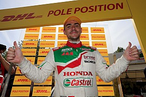 WTCC Intervista Due Honda in pole position a Vila Real: