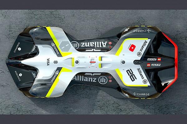 Bildergalerie: Der futuristische RoboRace-Rennwagen