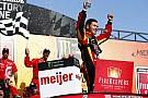 NASCAR Cup Ларсон победил в гонке NASCAR в Мичигане