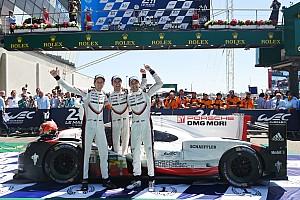 Le Mans I più cliccati Fotogallery: la festa Porsche per il terzo successo di fila a Le Mans