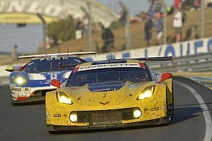 Le Mans Ultime notizie La sconfitta all'ultimo giro in GTE-Pro non abbatte la Corvette