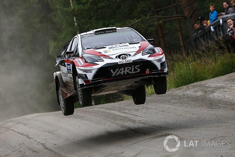 Finlandia, PS10: Lappi passa Latvala e vola in vetta alla classifica!