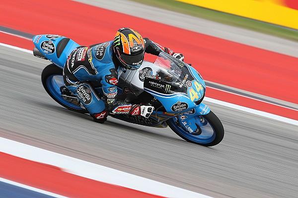 Moto3 Kwalificatieverslag Canet van andere planeet in kwalificatie GP VS, P10 Bendsneyder