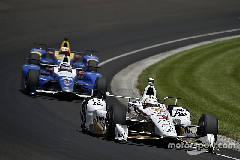 Indy 500: Castroneves leads final practice on Carb Day