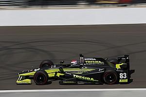 IndyCar Отчет о квалификации Кимболл завоевал первый поул в IndyCar