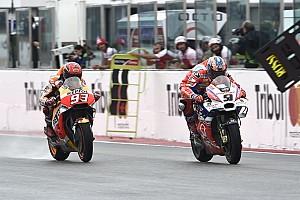 Petrucci: Prefiro vencer Márquez a Rossi