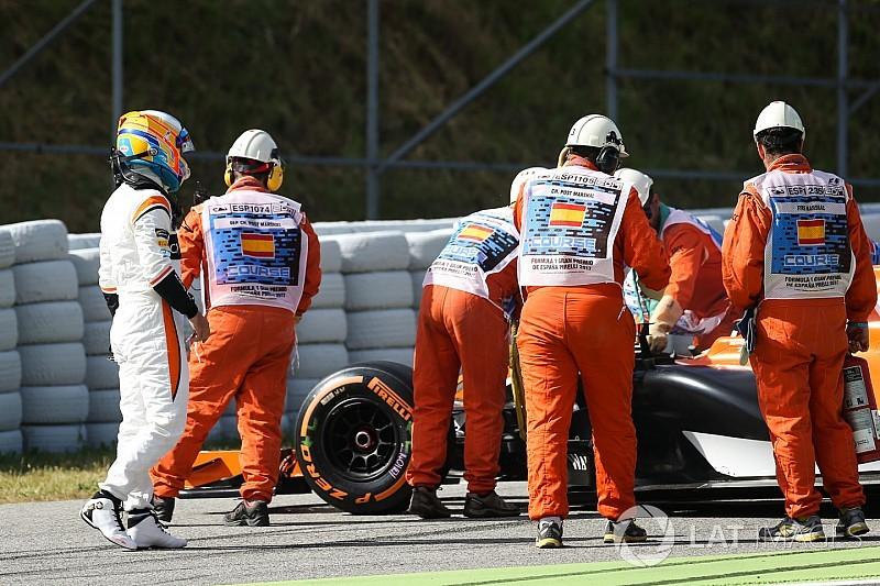 """Los problemas de Honda en 2017 fueron """"humillantes"""" para Alonso"""