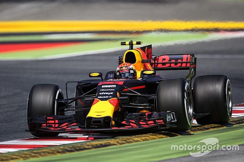【F1】フェルスタッペン「ポジティブな1日。間違いなく大きな進歩」