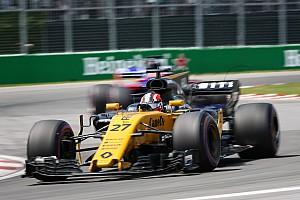 Формула 1 Новость Хюлькенберг рассказал о целях Renault F1 на сезон-2018