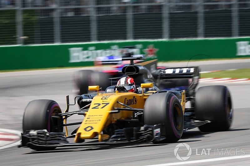 Хюлькенберг побачив позитивні знаки у підготовці Renault до сезону-2018