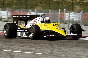 Формула 1 Самое интересное Все машины Renault в Формуле 1