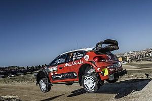 WRC Actualités Abandon définitif pour Kris Meeke