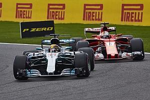 Formule 1 Contenu spécial Hamilton/Vettel : l'évolution chiffrée du duel 2017