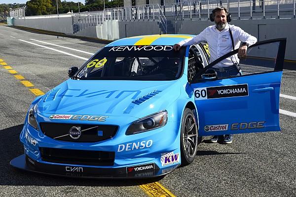 Yvan Muller sarà collaudatore ufficiale Volvo
